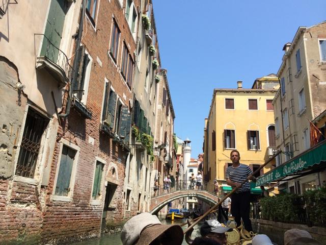 ジョジョの奇妙な冒険5部の聖地巡礼で欠かせないヴェネツィア