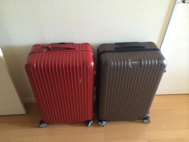 イタリア旅行持ち物予備のバッグと南京錠