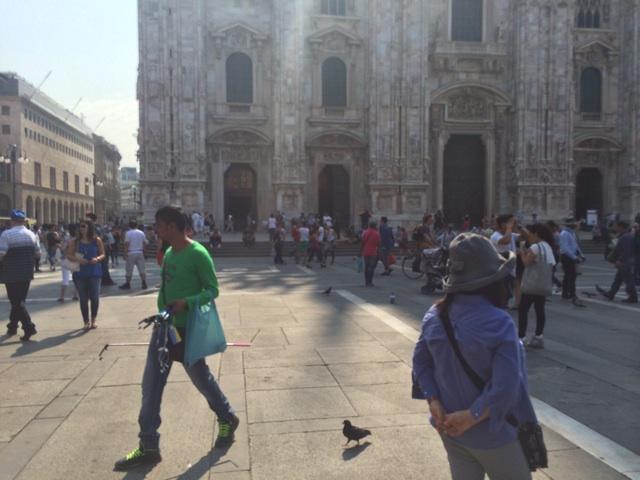 イタリアのスリの正体は貧しい移民達