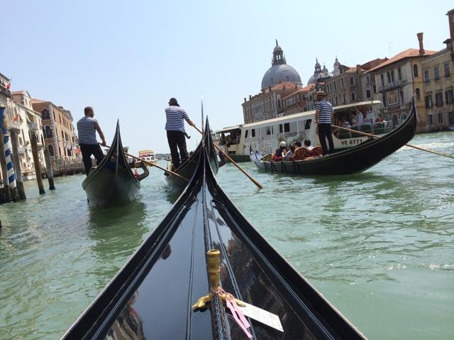イタリア旅行記ヴェネツィアに来たらゴンドラに乗りたい