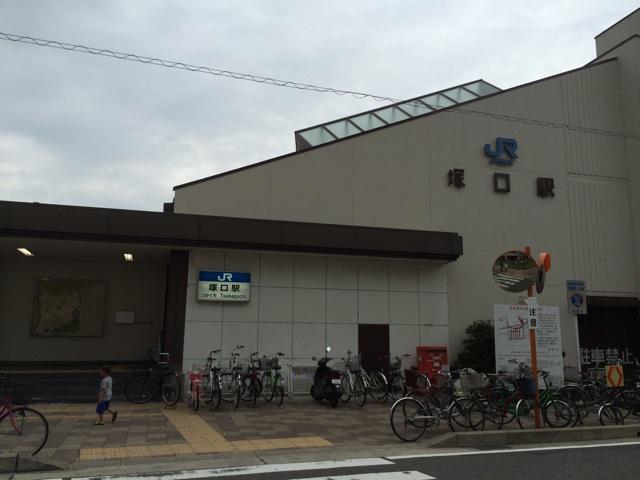 JR福知山線塚口駅