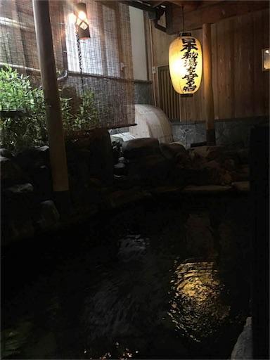 岩井温泉岩井屋の露天風呂