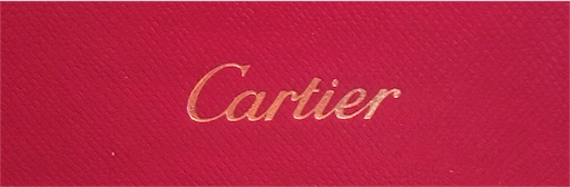 カルティエのロゴマーク