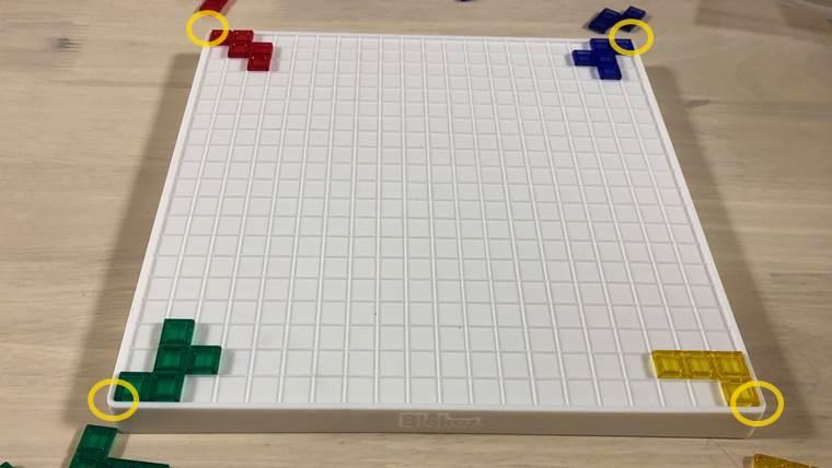 ブロックス テーブルゲーム