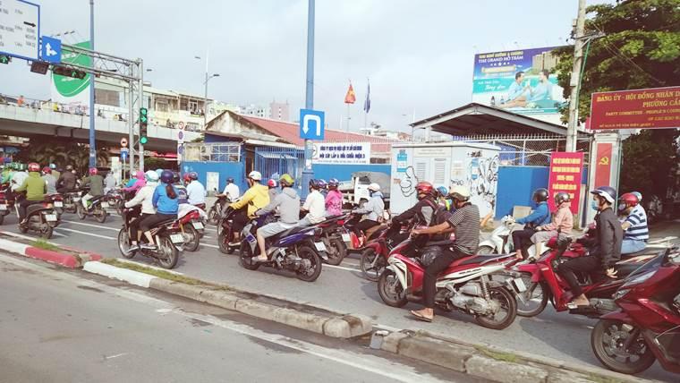 ベトナム・バイク天国