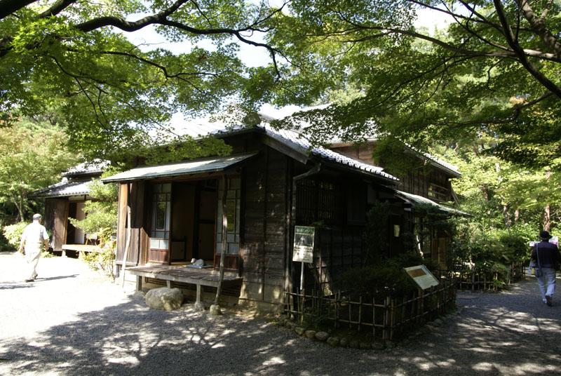 森?外・夏目漱石住宅