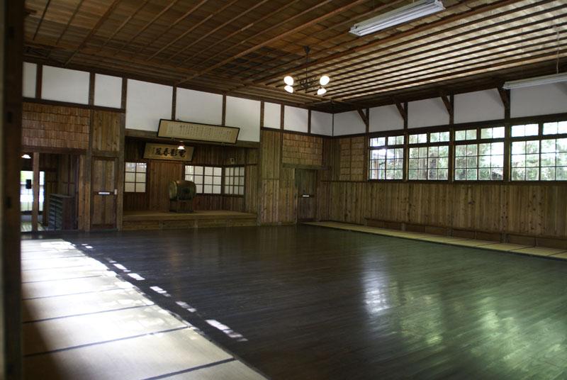 第四高等学校武術道場