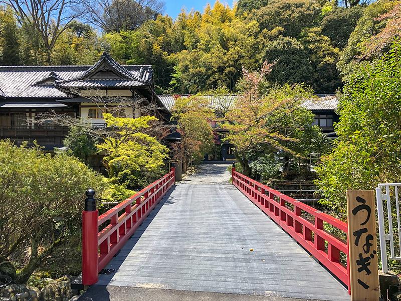 湯河原富士屋旅館入口
