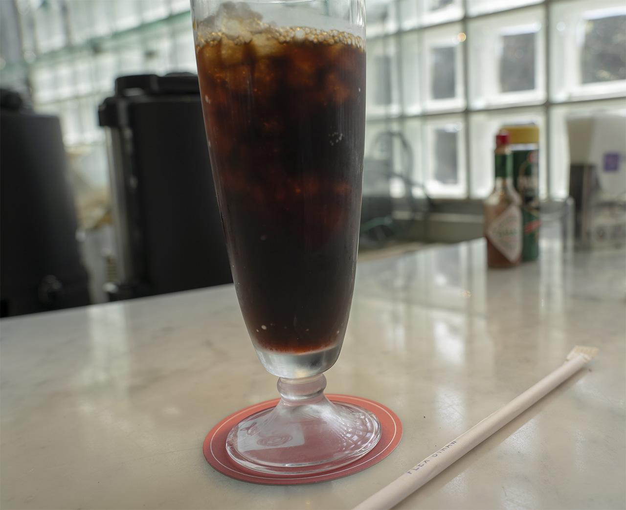 Camphora(カンフォーラ)アイスコーヒー