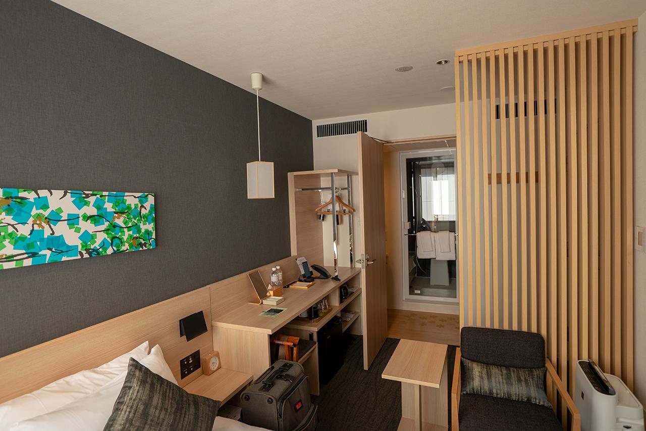 ホテルビスタプレミオ京都 和邸(なごみてい)スタンダードダブル客室