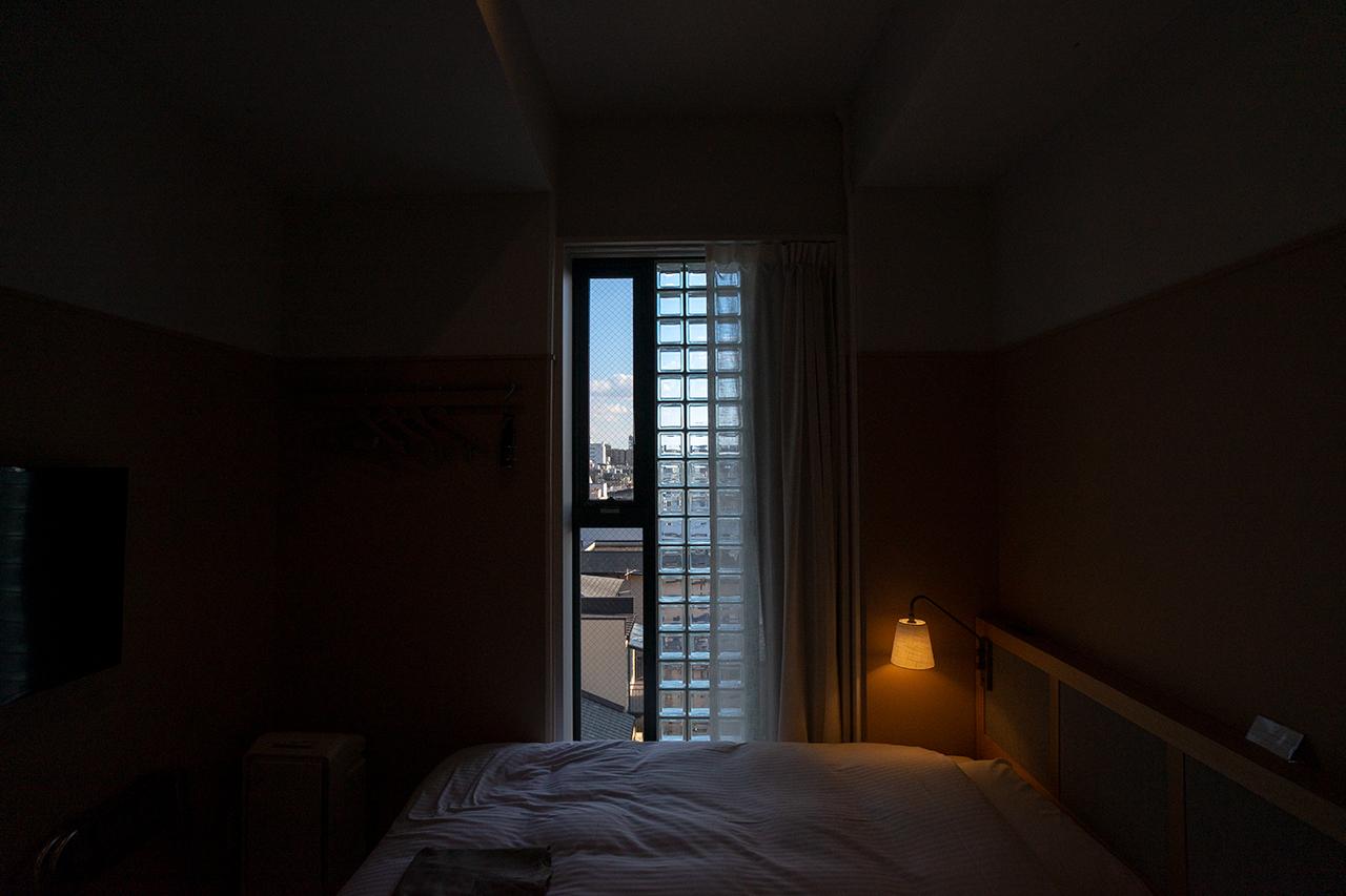RAKURO 京都509号室の内部