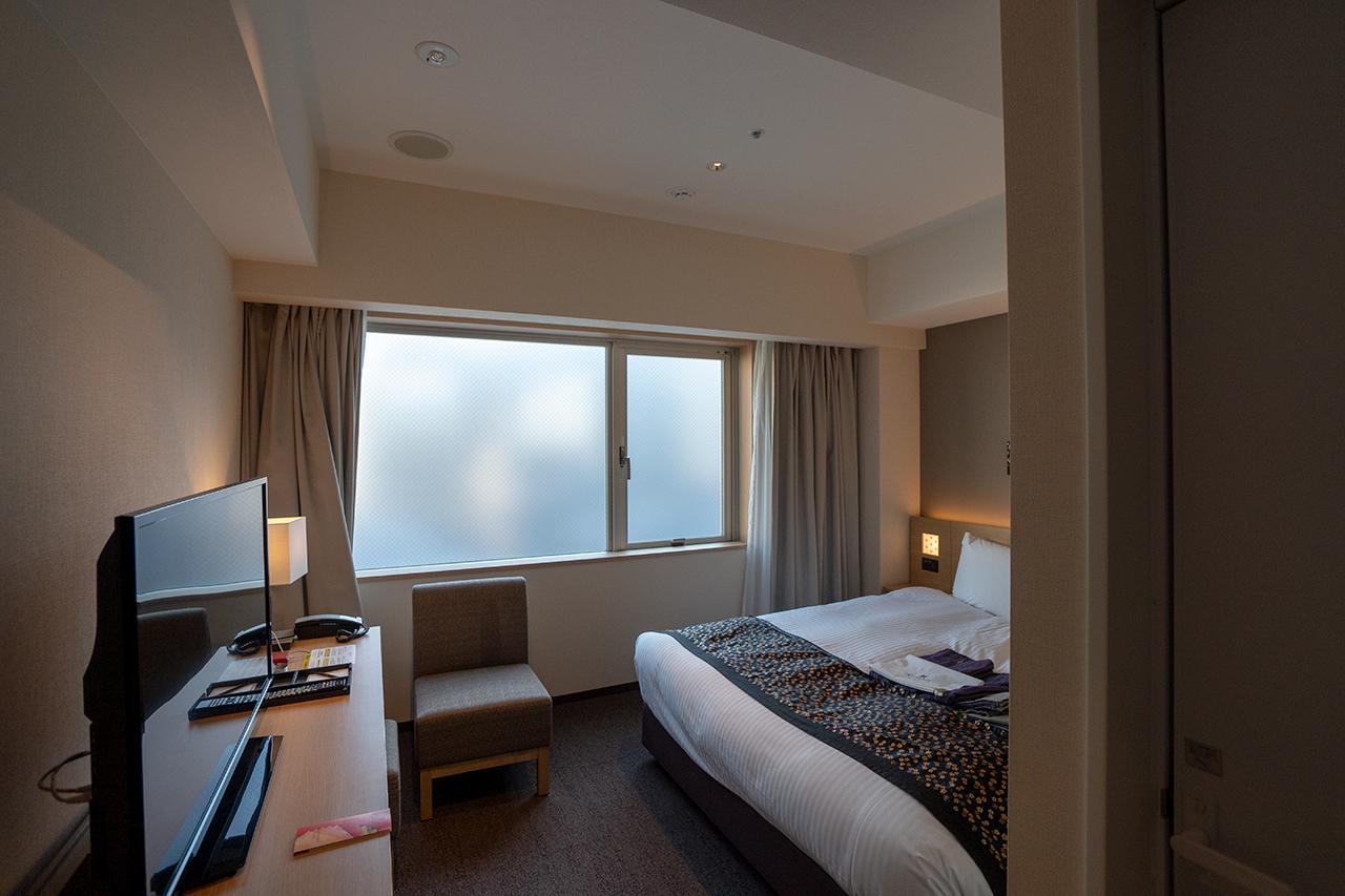 ホテルインターゲート京都四条新町の客室