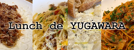 lunch de yugawara