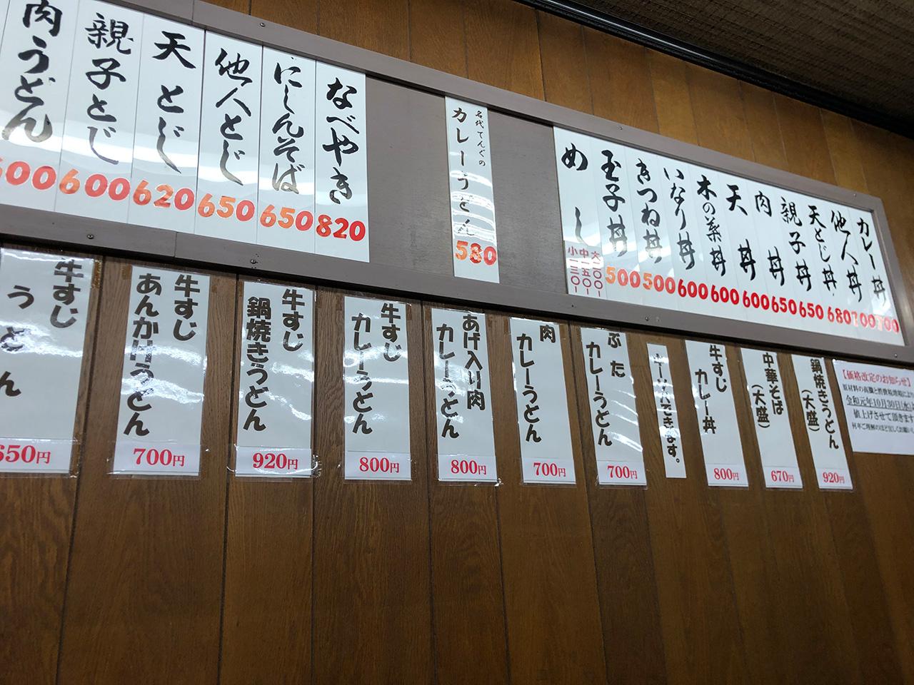 元田中の〈てんぐ食堂〉