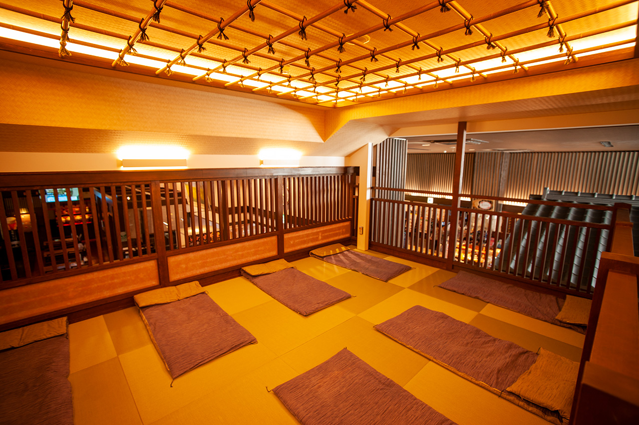 京都の数少ない温泉〈さがの温泉 天山の湯〉