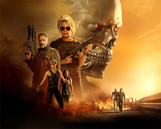 (C)2019 Skydance Productions, LLC, Paramount Pictures Corporation and Twentieth Century Fox Film