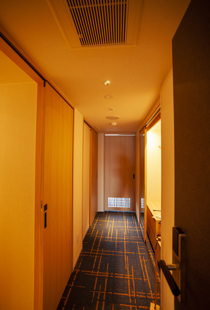 ホテルサンルート京都木屋町〈リバーサイドデラックスツイン〉