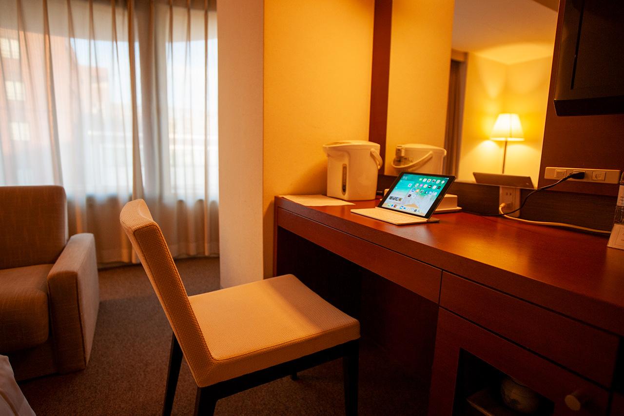からすま京都ホテル2929号室