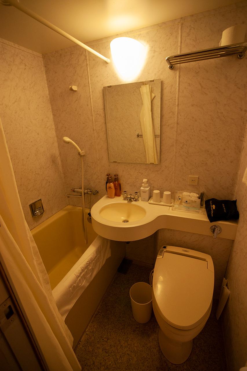 からすま京都ホテル2929室