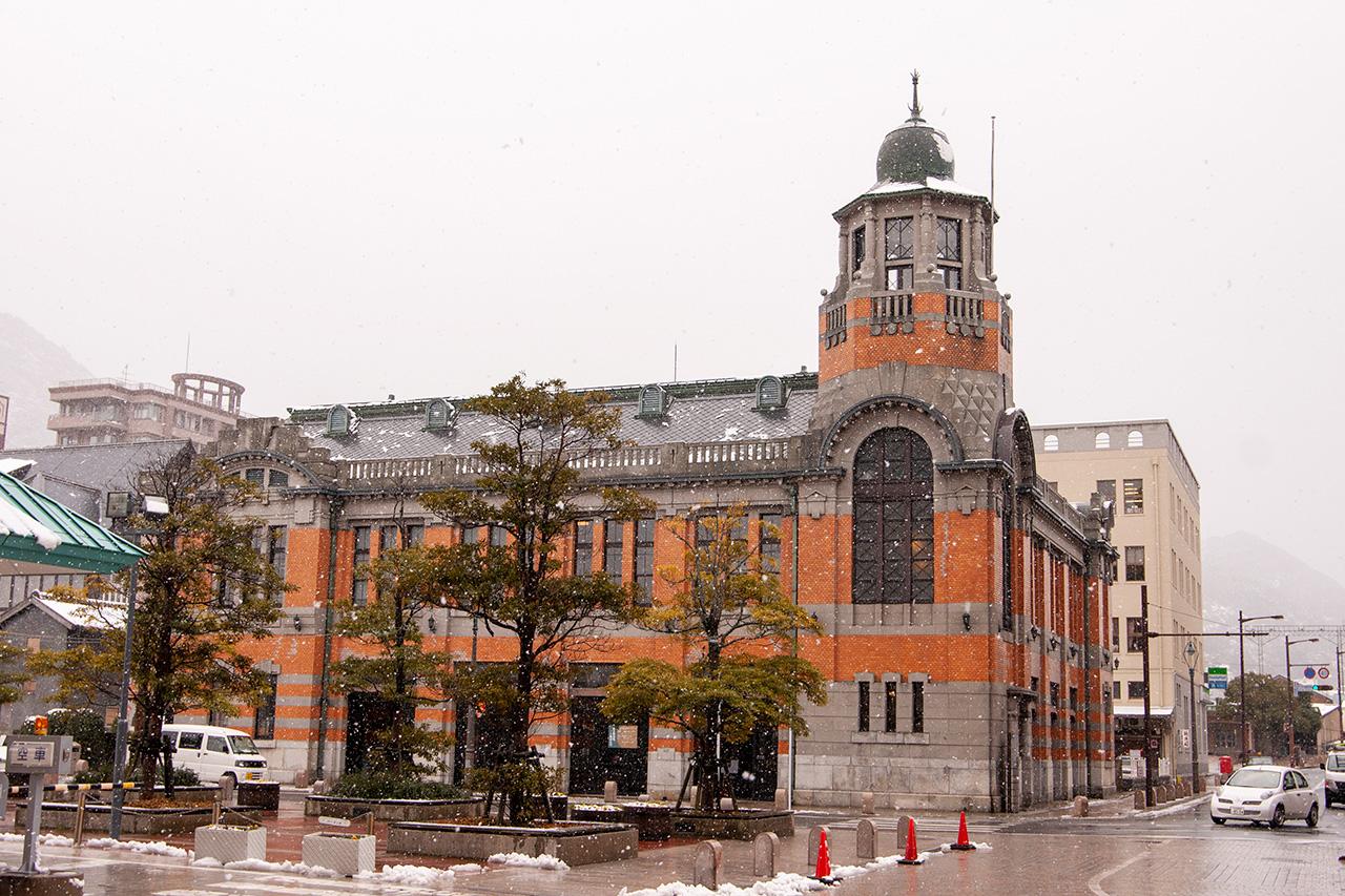 旧大阪商船門司支店