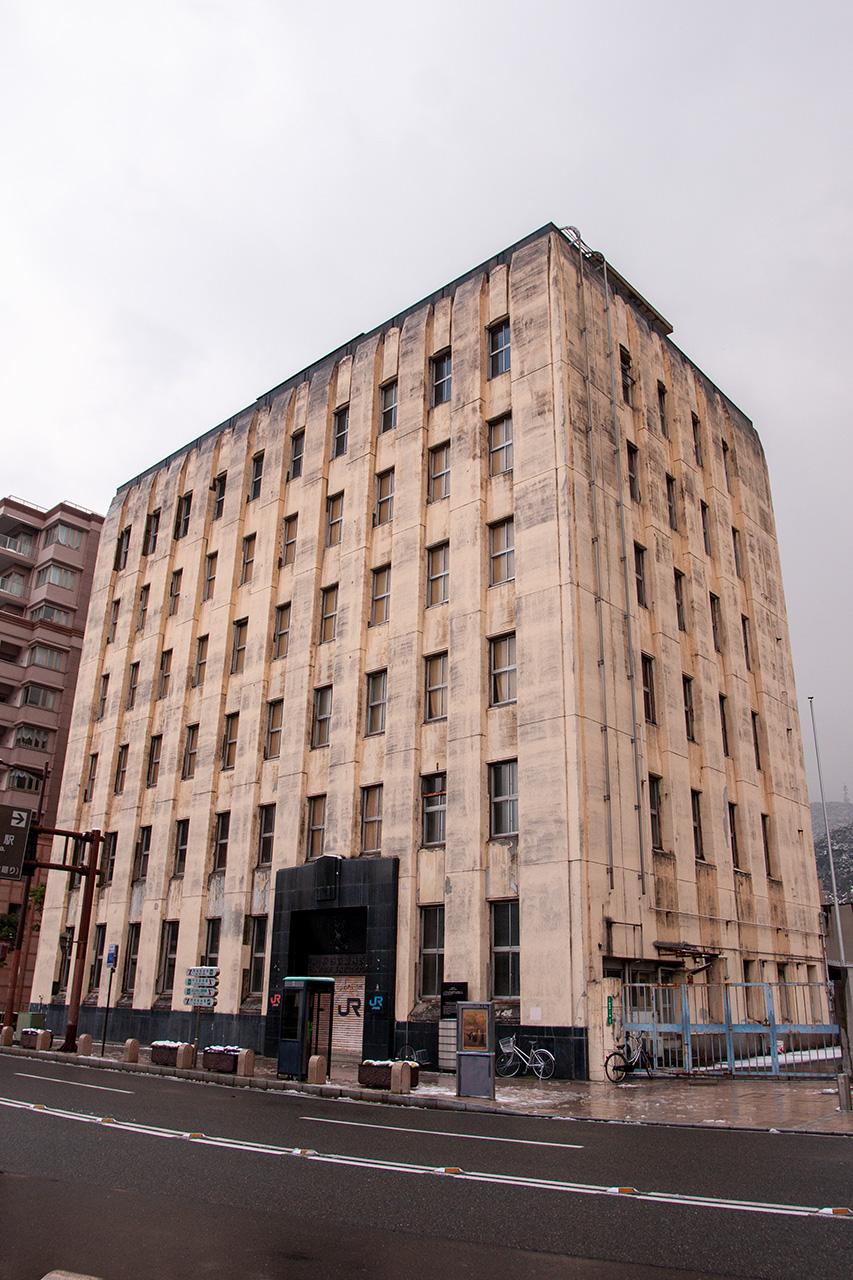旧JR九州第一庁舎