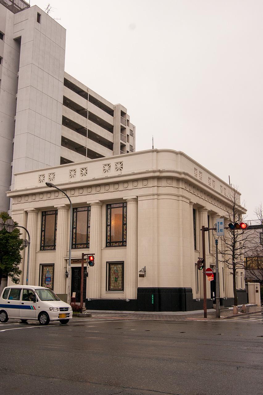 マリーゴールド門司港迎賓館(旧日本郵船通信ビル)