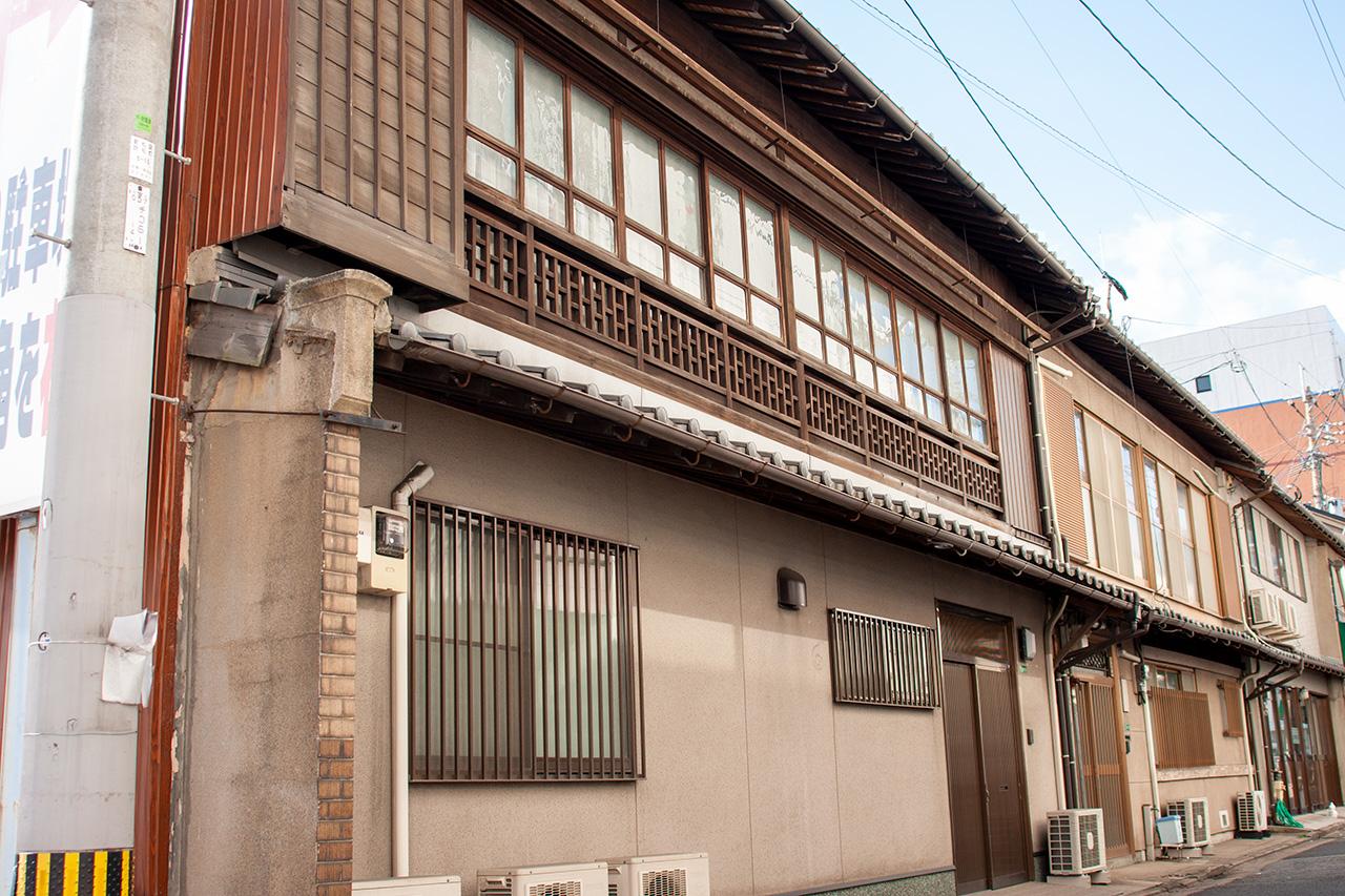 旧吉田傳七商店