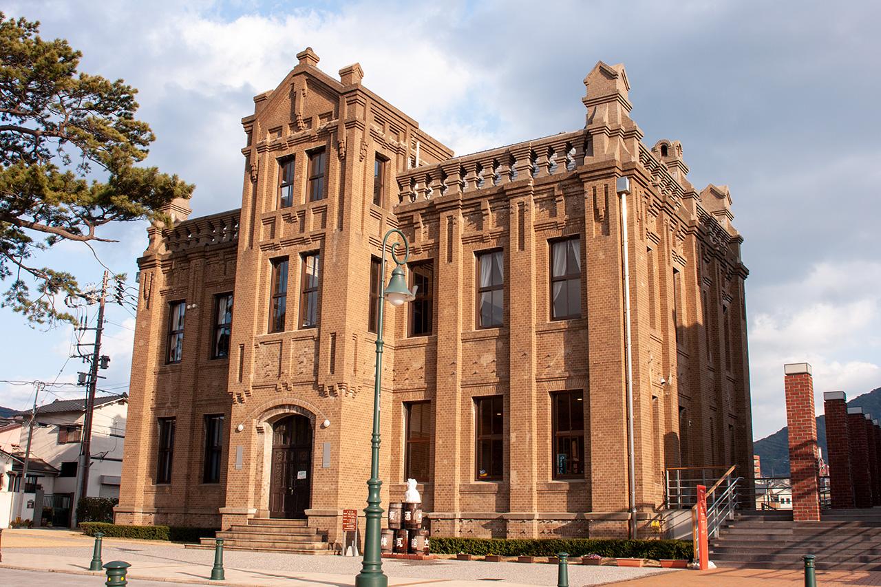 旧サッポロビール九州工場本事務所