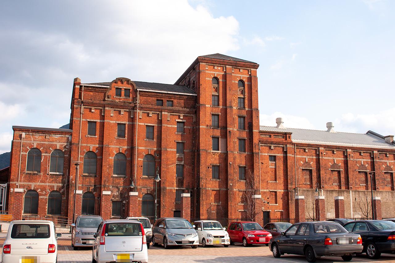旧サッポロビール九州工場醸造工場