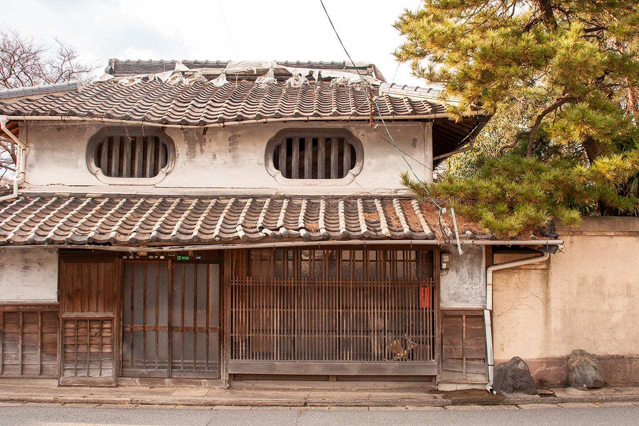 大里本町の古民家