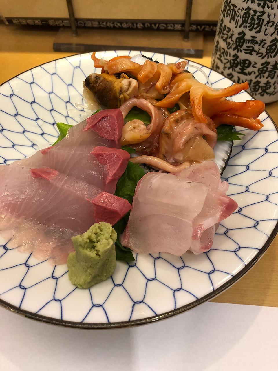 京都〈魚倖〉最後の食事