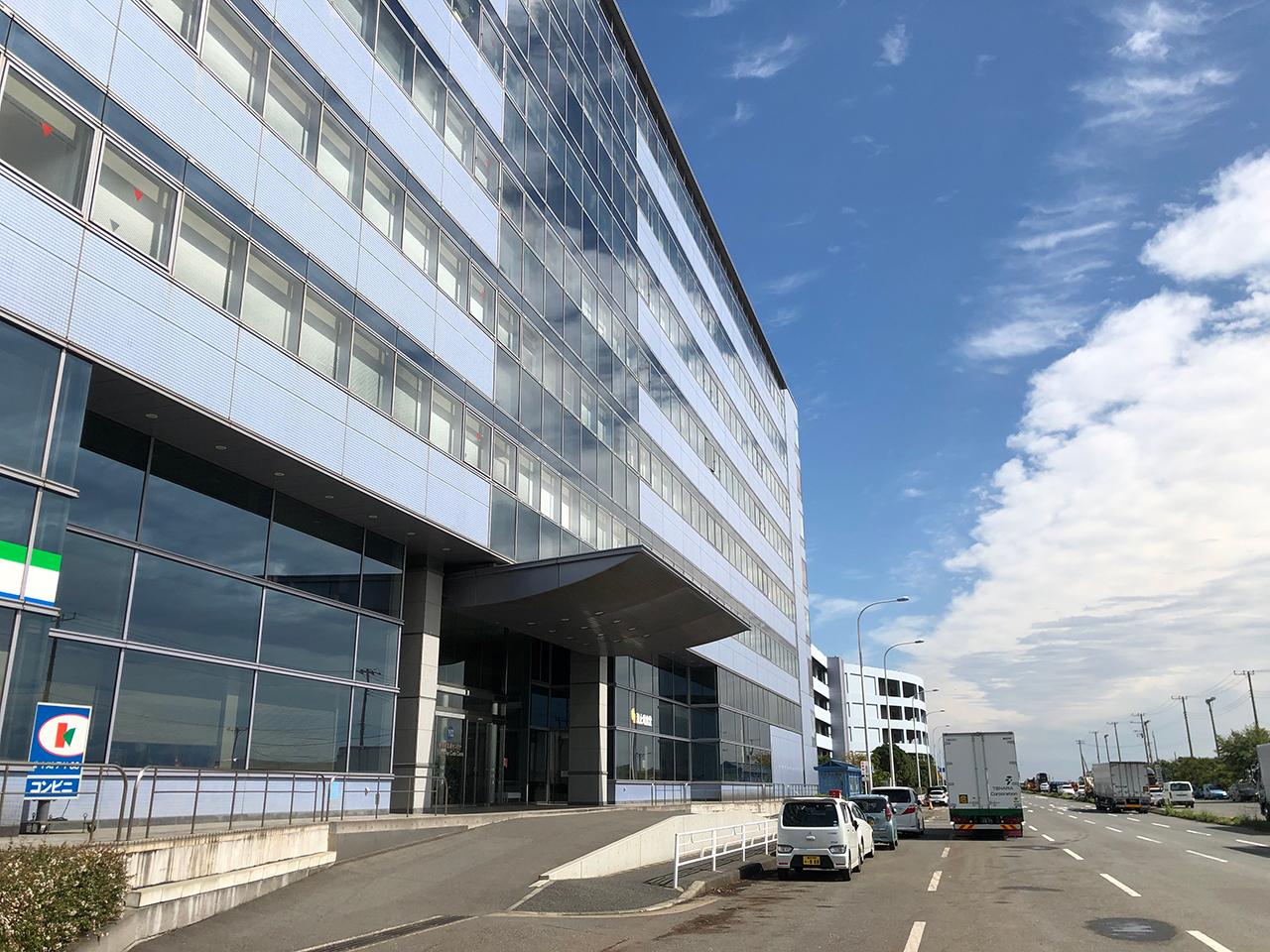 横浜港国際流通センター(Y-CC)
