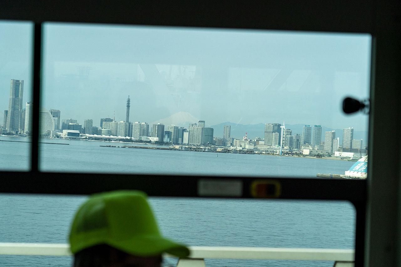 大黒大橋からの眺め