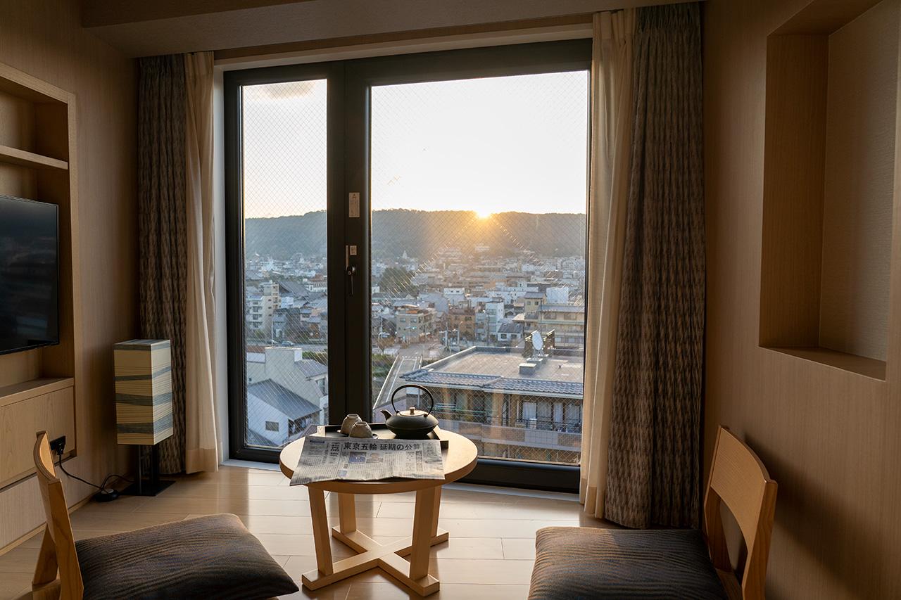 ホテルサンルート京都木屋町〈リバーサイドツイン〉