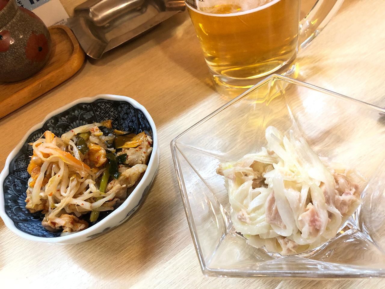 小鉢料理〈たかみ〉