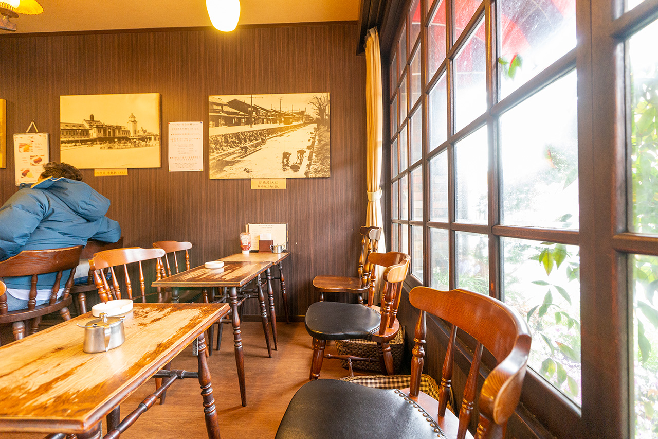 京都・喫茶チロル
