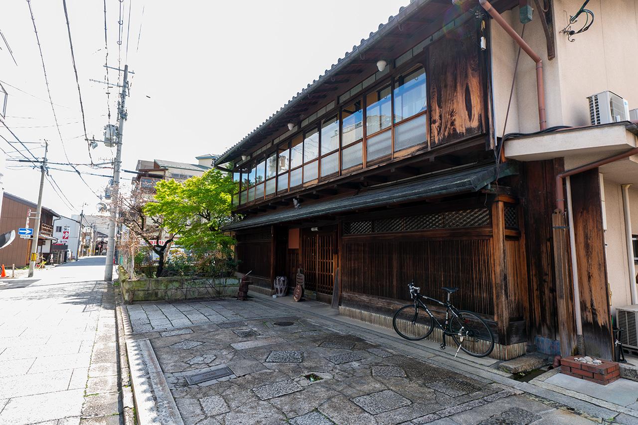京都島原きんせ旅館