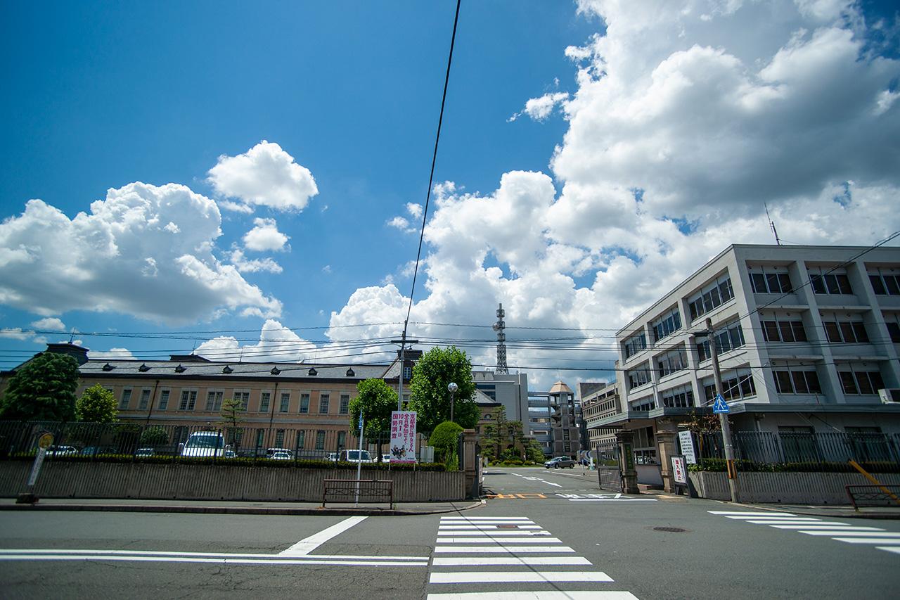 京都府庁舎旧本館
