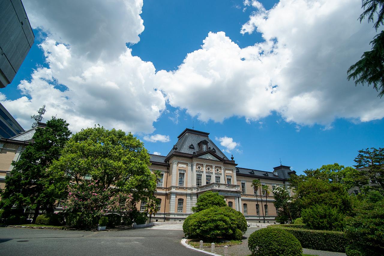 京都府庁本館