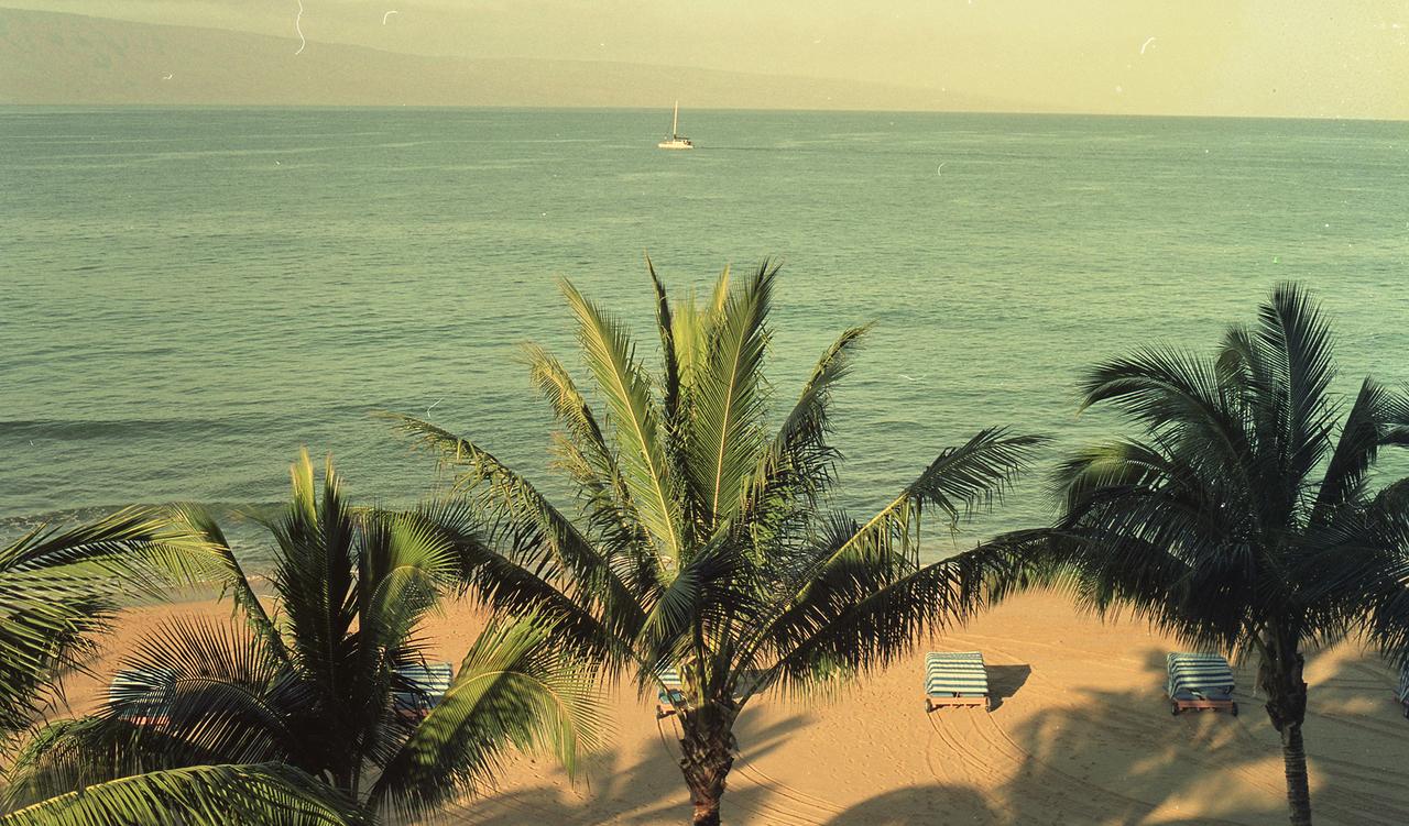 1996年のマウイ島