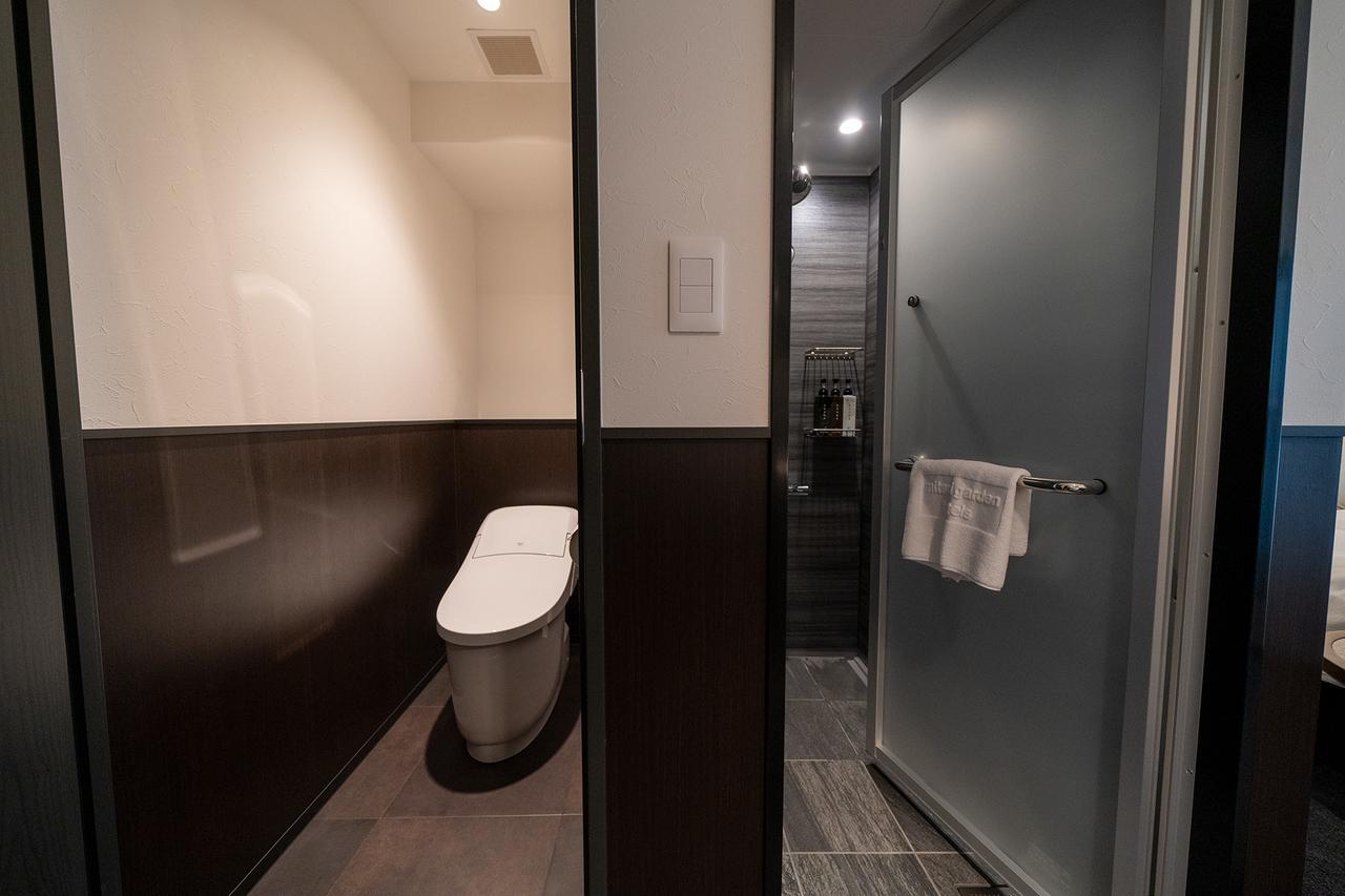 クイーンルームのトイレ