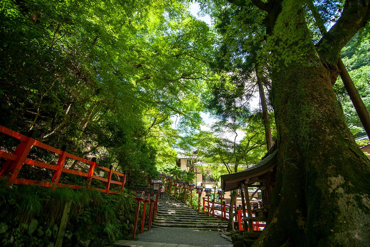 貴船神社(きふねじんじゃ)