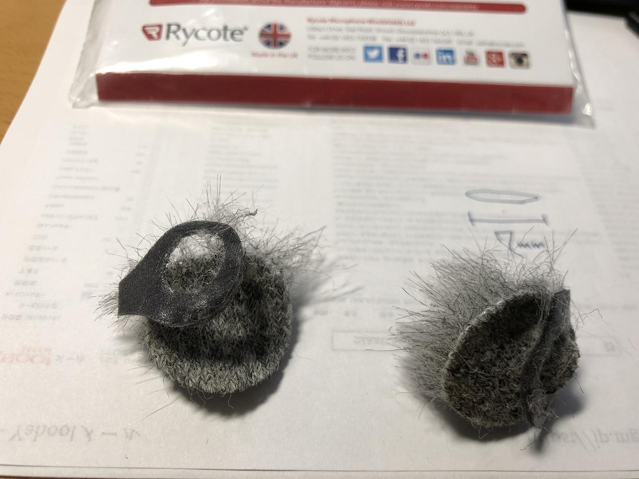 Rycote (ライコート) マイクロウィンドジャマー