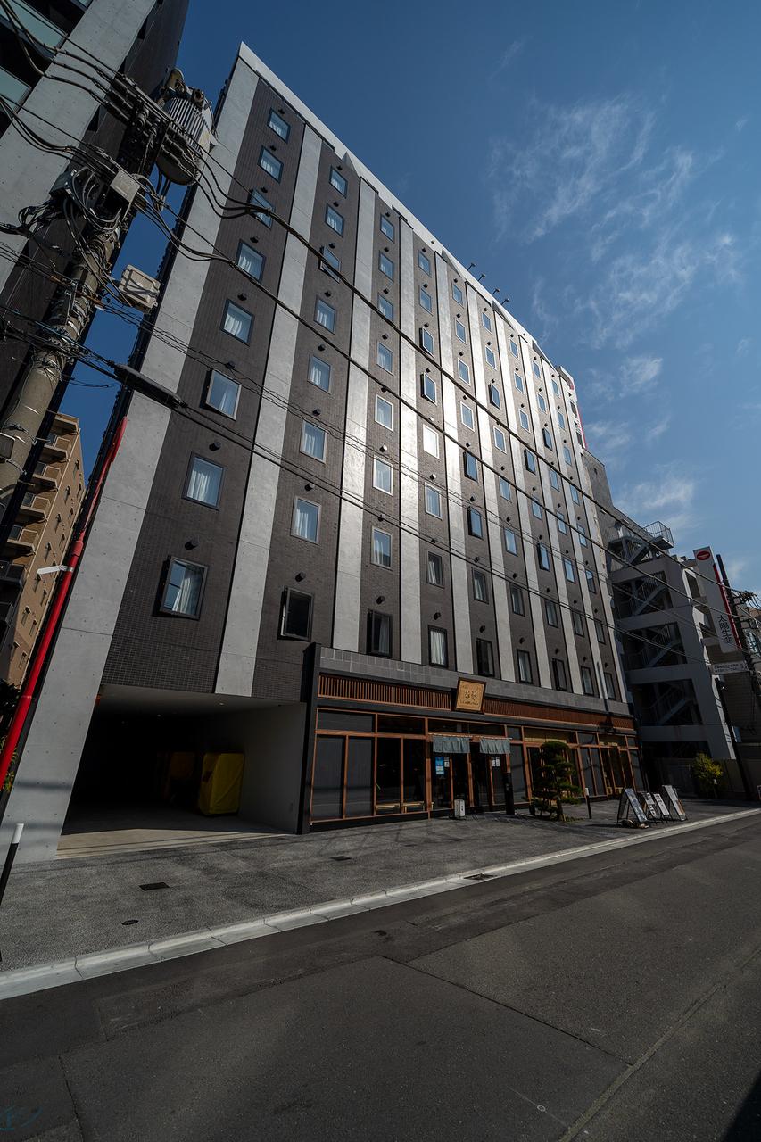 ホテル縁道外観
