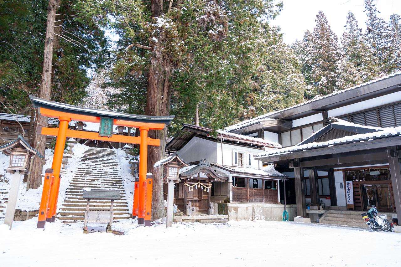 高山市の日枝神社
