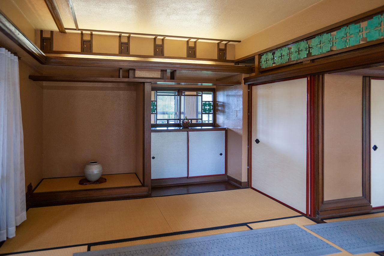 ヨドコウ迎賓館3階和室