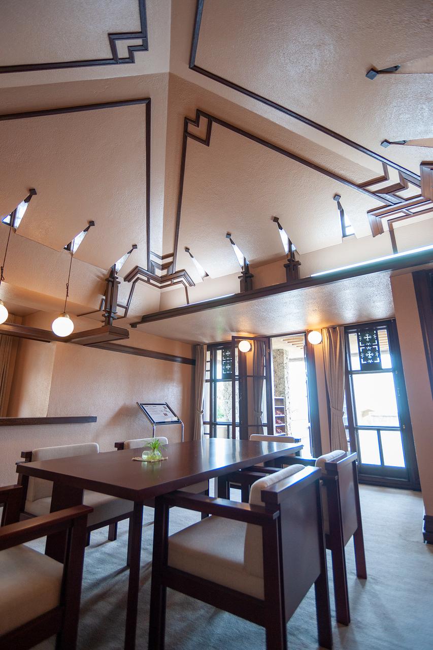 ヨドコウ迎賓館食堂