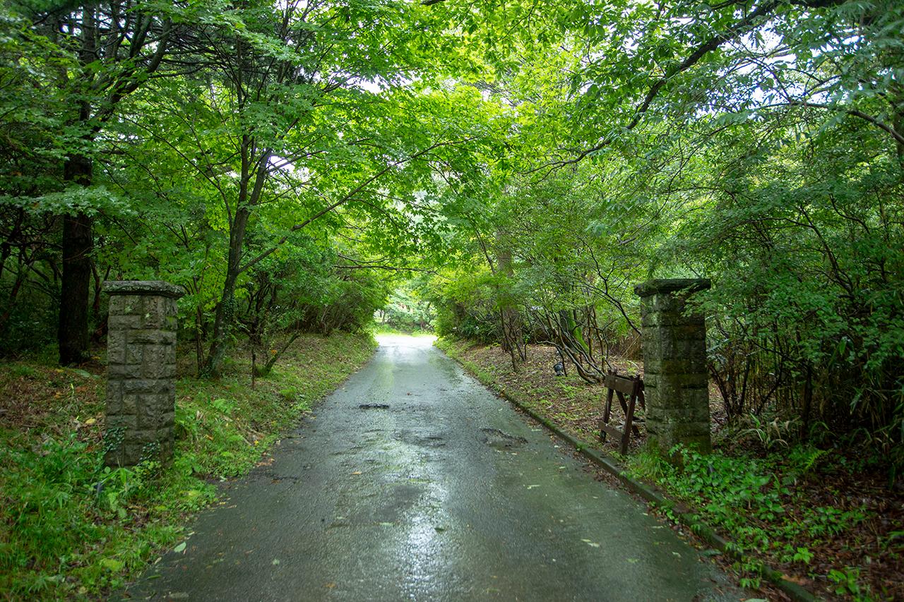 箱根の姥子温泉〈秀明館〉