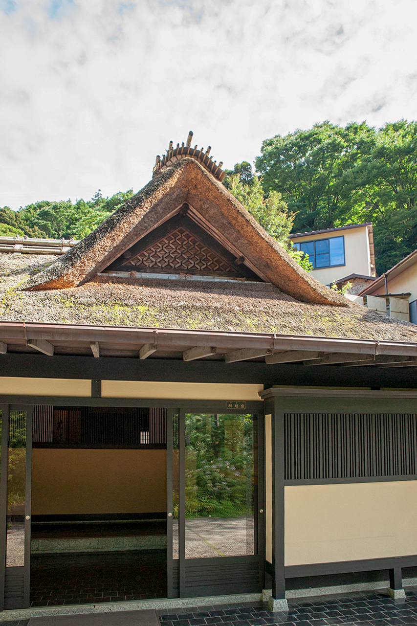 箱根湯本温泉〈養生館はるのひかり〉入口