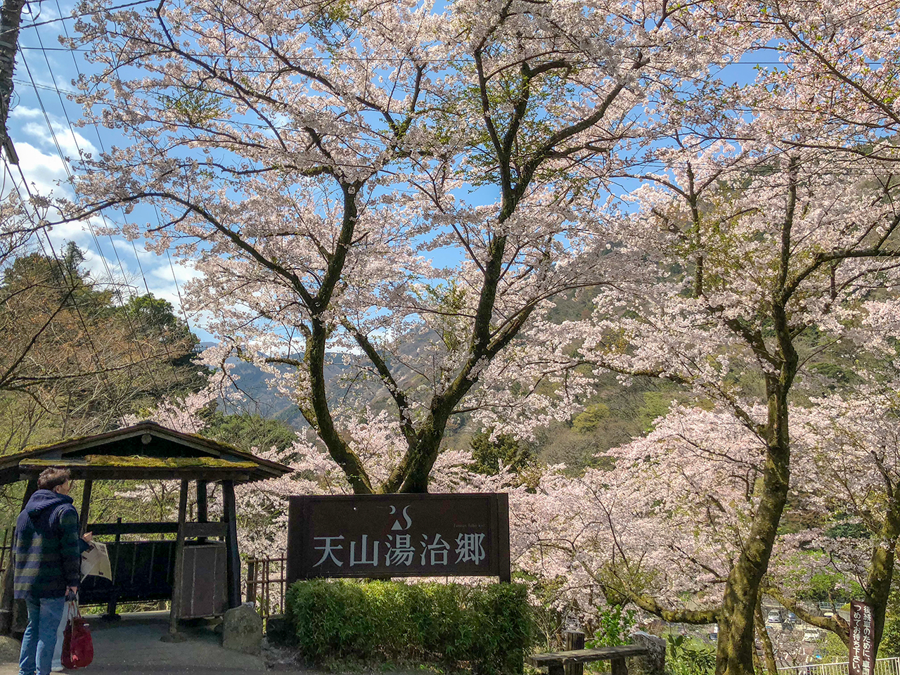 箱根湯本温泉〈天山湯治郷〉